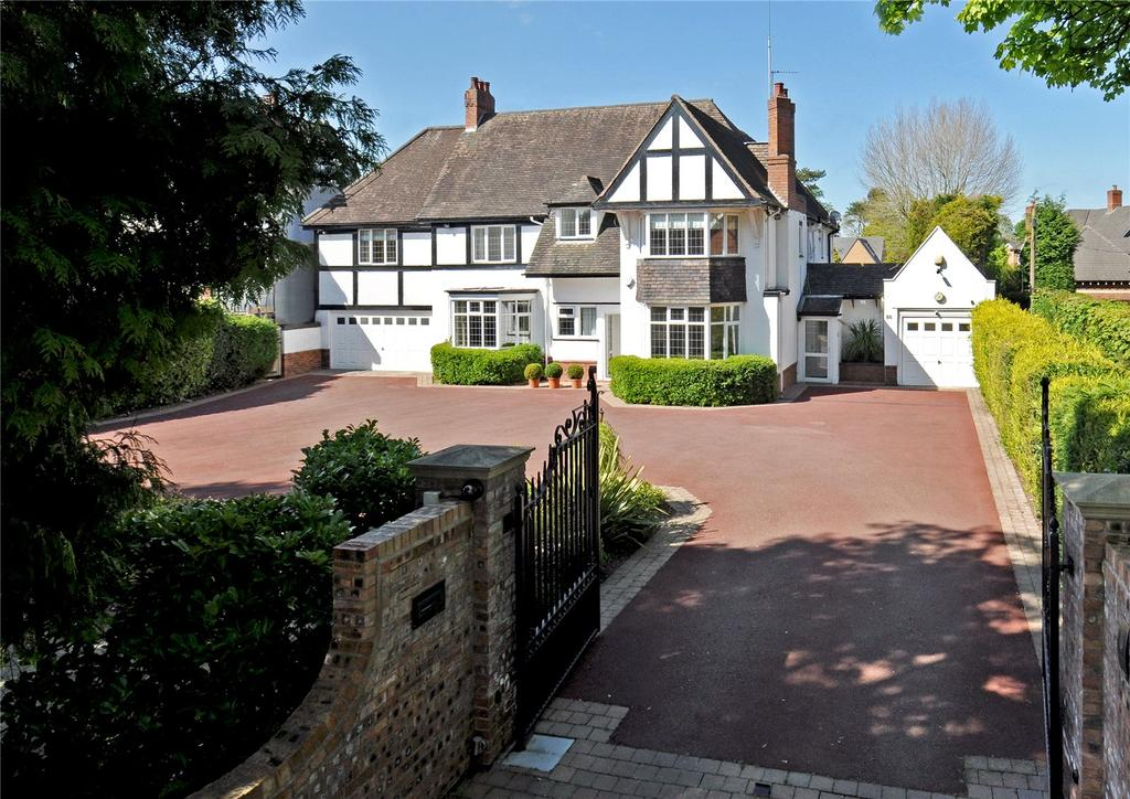 5 Bedrooms Detached House for sale in Wrottesley Road, Wolverhampton, West Midlands, WV6