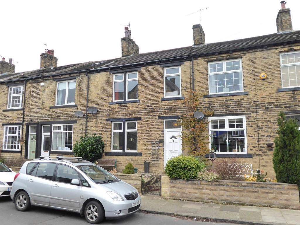 3 Bedrooms Terraced House for sale in Portman Street, Calverley