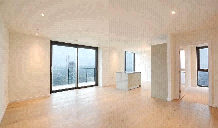 3 Bedrooms Flat for sale in 1 St. Gabriel Walk, London, SE1
