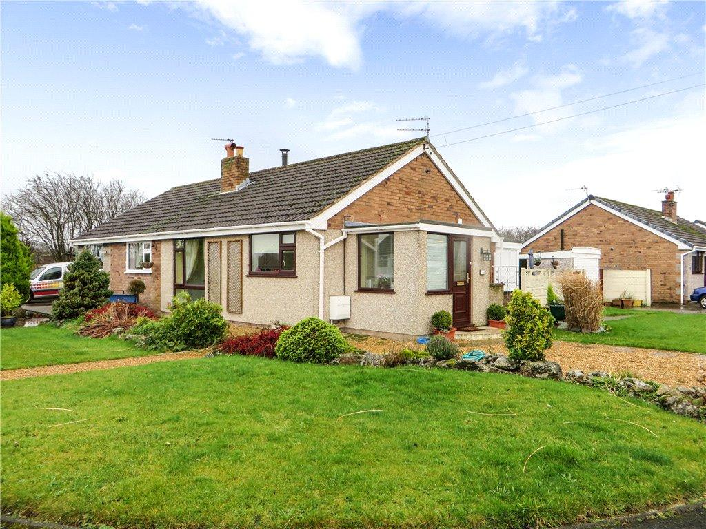 2 Bedrooms Semi Detached Bungalow for sale in Pen View, Rosslyn Avenue, Preesall, Poulton-Le-Fylde