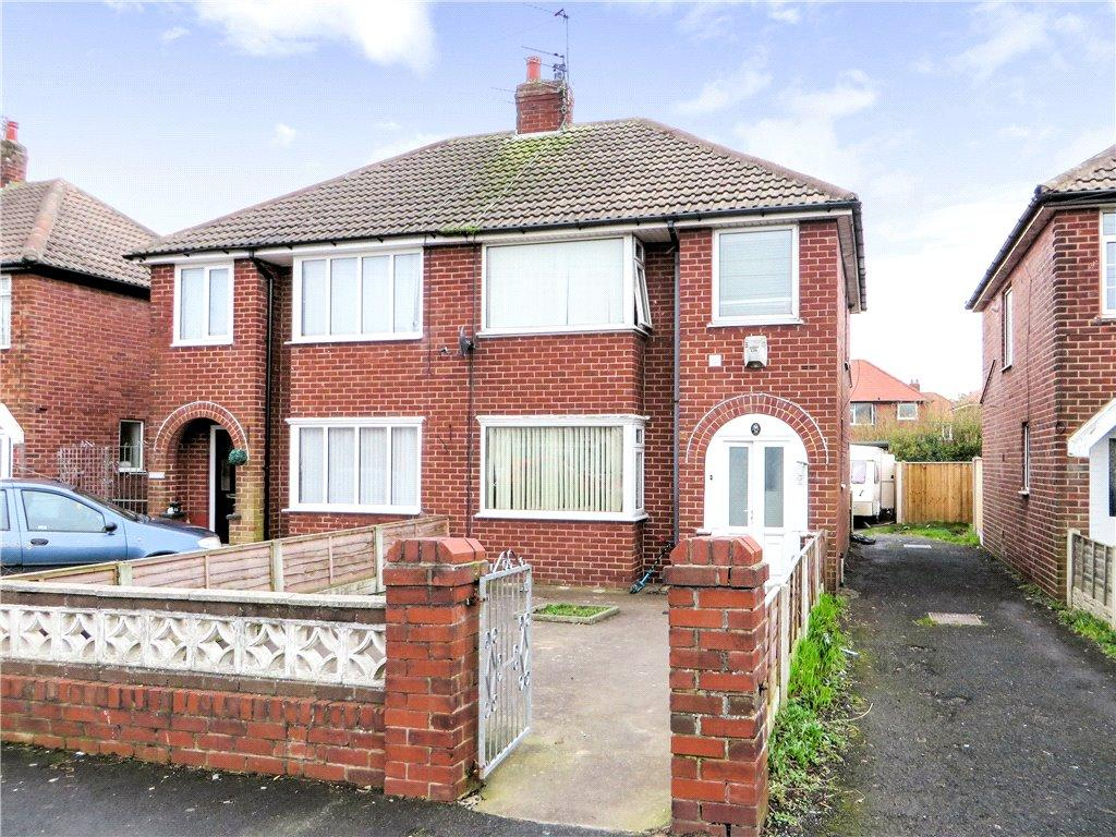 3 Bedrooms Semi Detached House for sale in Ashfield Road, Bispham, Blackpool