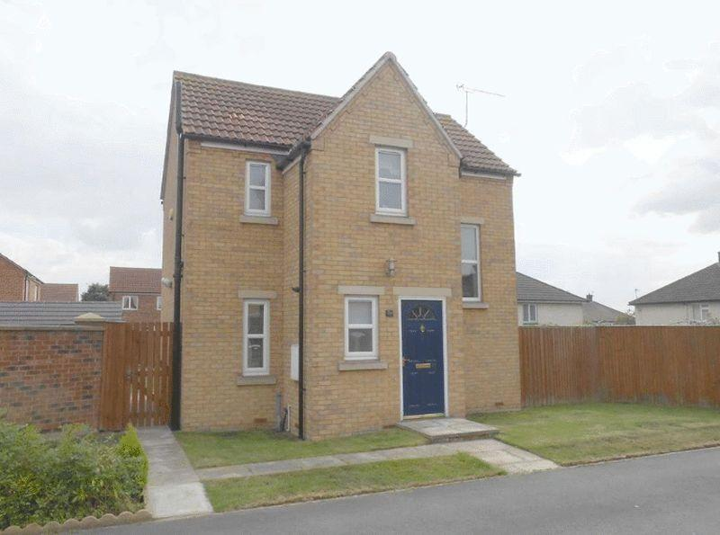 3 Bedrooms Detached House for sale in Greyfriars Close, Scunthorpe
