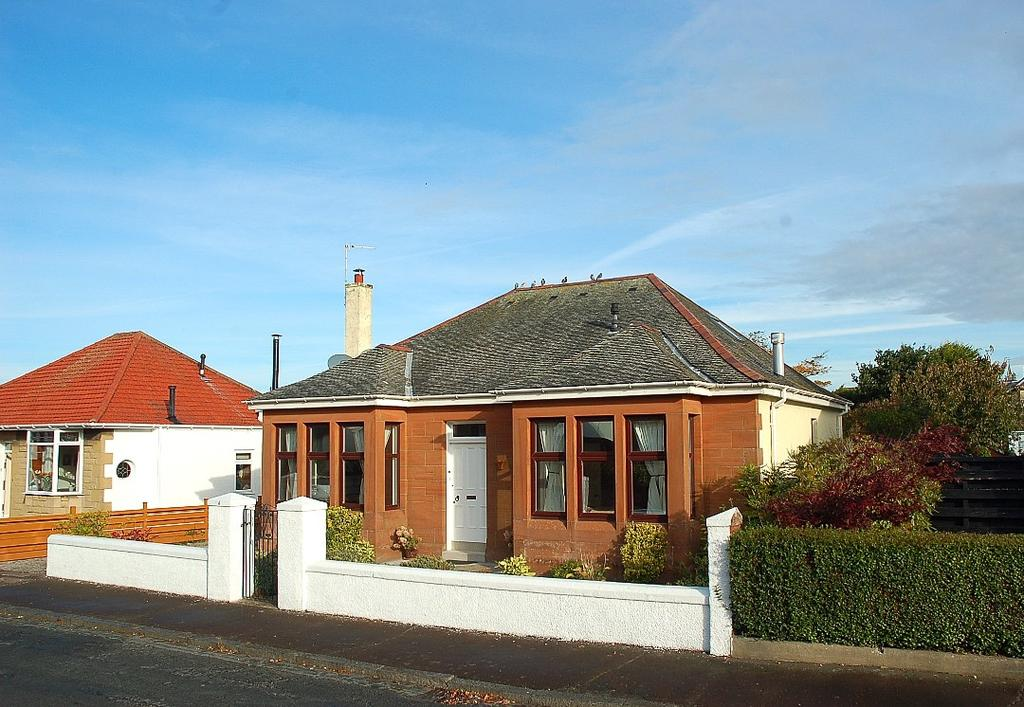 4 Bedrooms Detached Bungalow for sale in Seafield Crescent, Ayr, Ayrshire, KA7 4AR