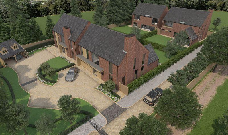 4 Bedrooms Detached House for sale in Bridge Lane, Blackden, Goostrey