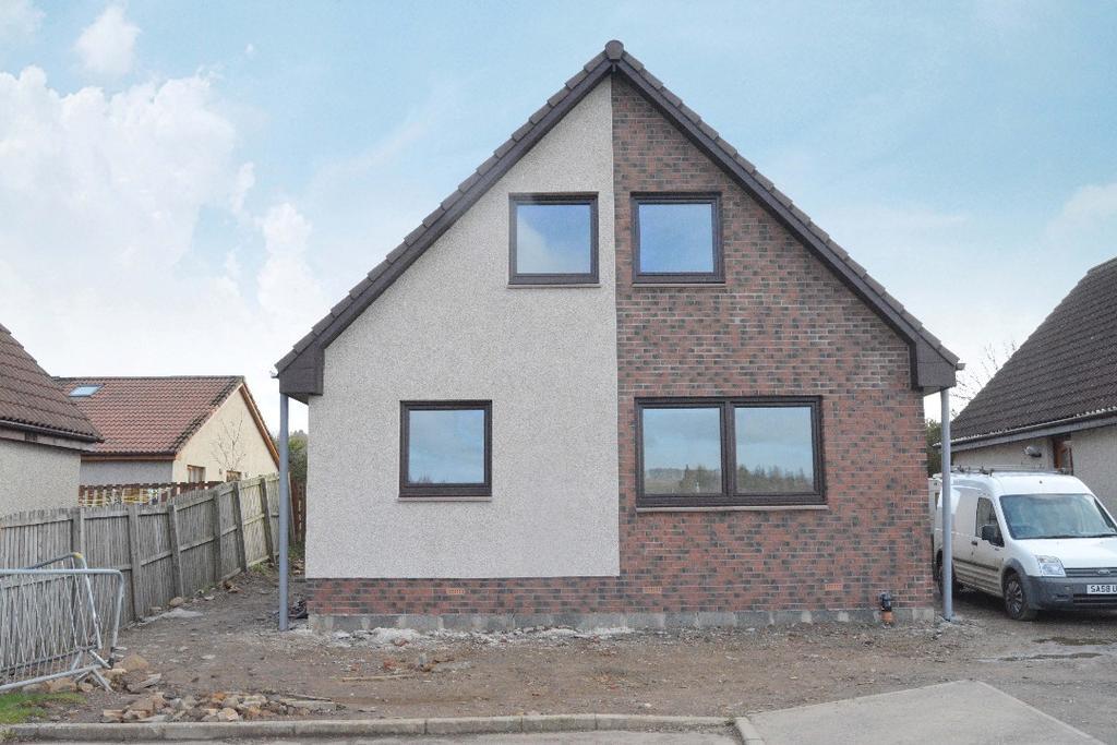 4 Bedrooms Detached House for sale in Avonpark, Avonbridge, Falkirk, FK1 2LR