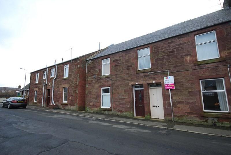 1 Bedroom Ground Flat for sale in 7 Wellington Street, Maybole, KA19 7DL
