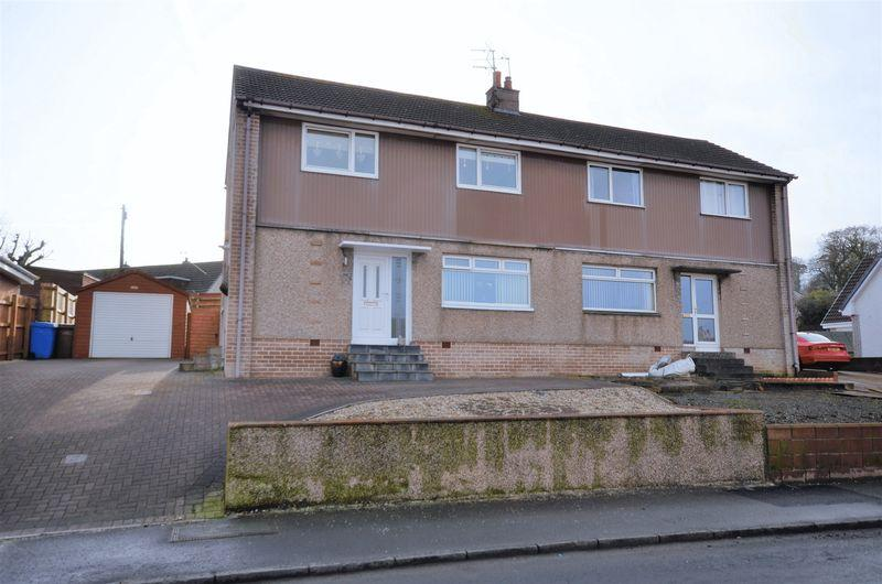 3 Bedrooms Semi-detached Villa House for sale in 100 Hillfoot Road, Ayr, KA7 3LB