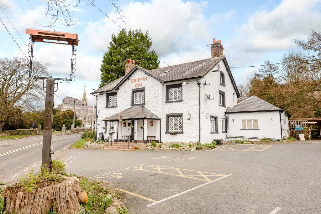 5 Bedrooms Detached House for sale in Llanbedr Dyffryn Clwyd, Ruthin, Denbighshire, LL15
