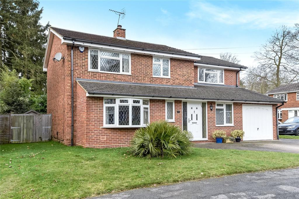 4 Bedrooms House for sale in Hampden Way, Watford, Hertfordshire, WD17