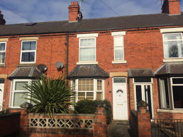 3 Bedrooms Terraced House for sale in 81 Saxby Road, Melton Mowbray, LE13