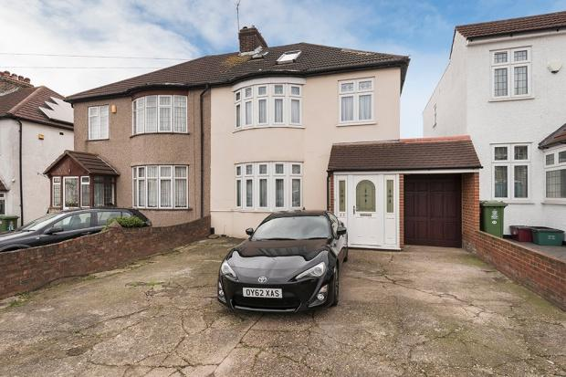 4 Bedrooms Semi Detached House for sale in Westwood Lane, South Welling, DA16