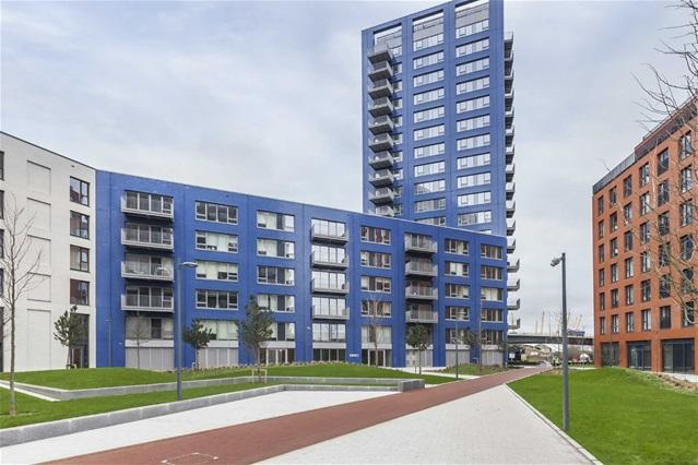 3 Bedrooms Flat for sale in Hercules House, Botanic Square, City Island