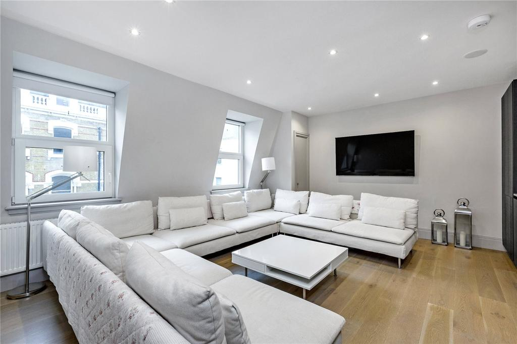 1 Bedroom Flat for sale in The Quadrant, Richmond, Surrey, TW9
