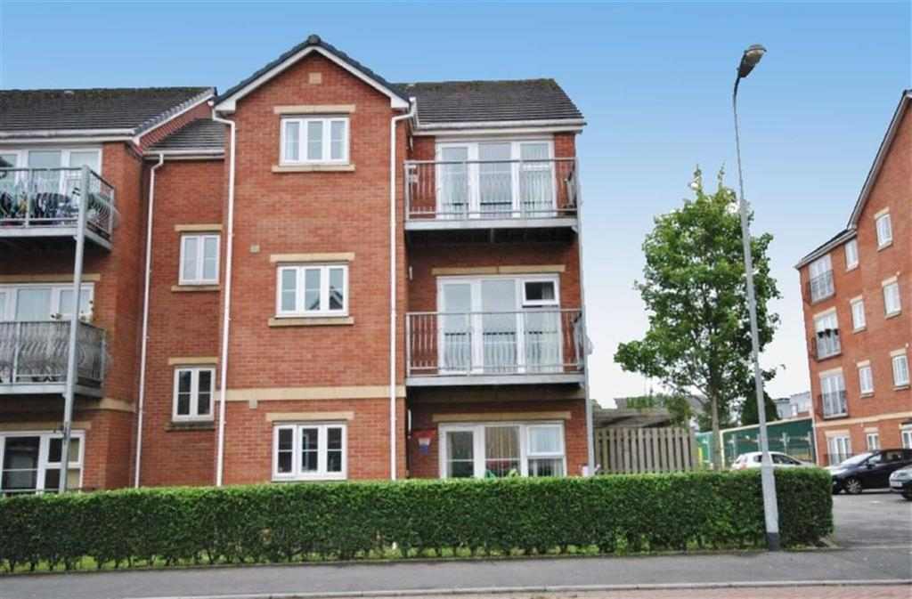 2 Bedrooms Apartment Flat for sale in Tatham Road, Cardiff