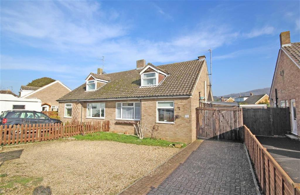 2 Bedrooms Semi Detached House for sale in Pecked Lane, Bishops Cleeve, Cheltenham, GL52
