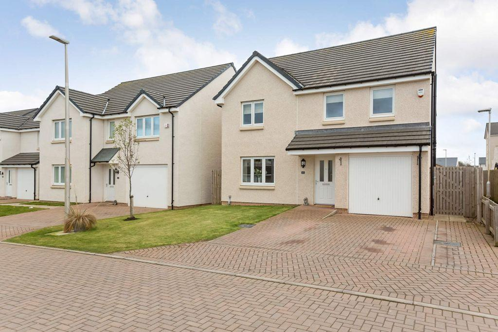 4 Bedrooms Detached House for sale in 2 Auld Coal Terrace, Bonnyrigg, EH19 3JP