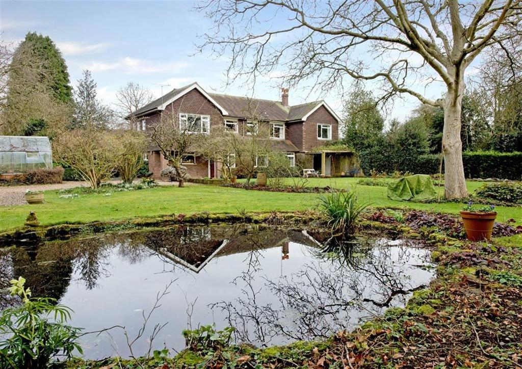 5 Bedrooms Detached House for sale in Bidwells End, High Street, Albrighton, Wolverhampton, Shropshire, WV7