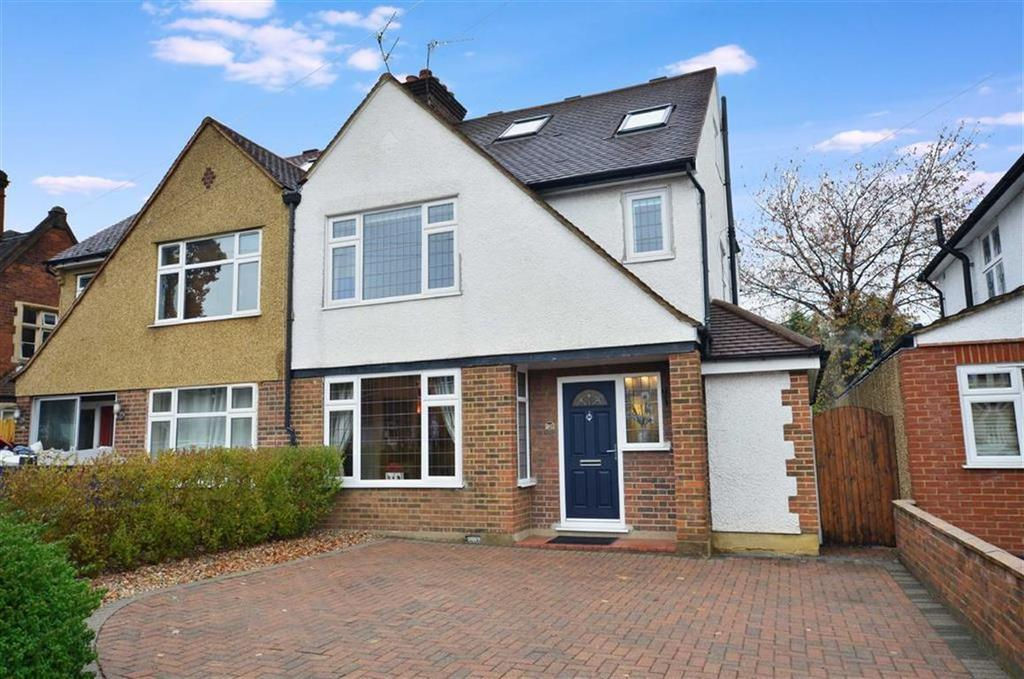 4 Bedrooms Semi Detached House for sale in Baldwins Lane, Croxley Green, Hertfordshire