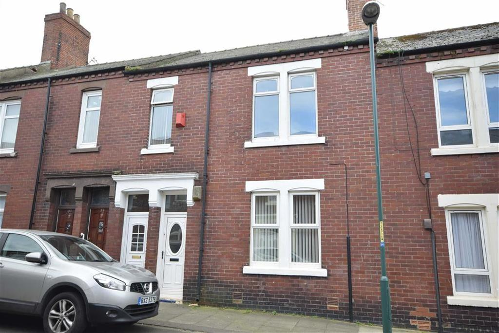 3 Bedrooms Flat for sale in Bewick Street, South Shields