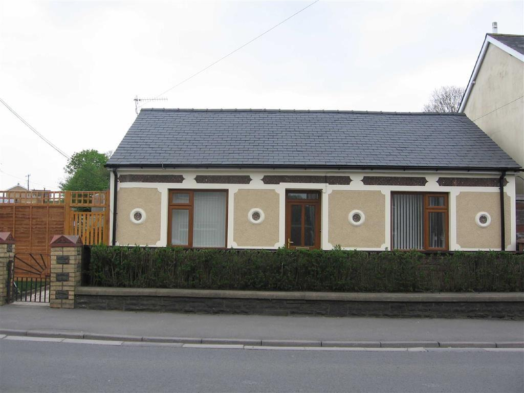 3 Bedrooms Detached Bungalow for sale in Shingrig Road, Nelson, CF46
