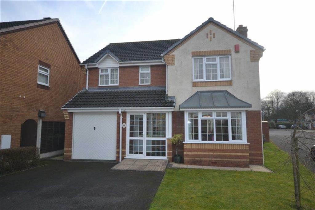 4 Bedrooms Detached House for sale in Ribbonbrook, Attleborough, Nuneaton