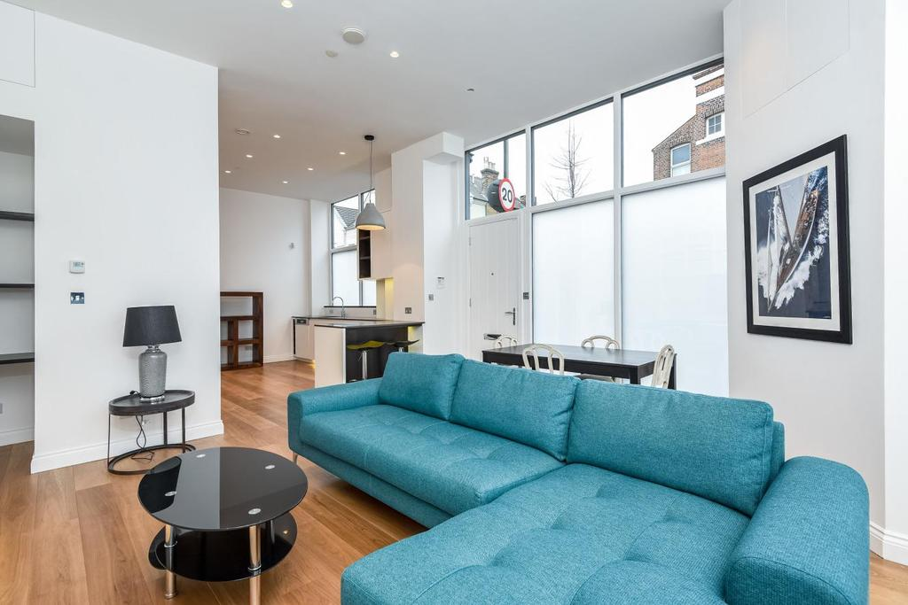 2 Bedrooms Flat for sale in Oxford Road, Putney, SW15