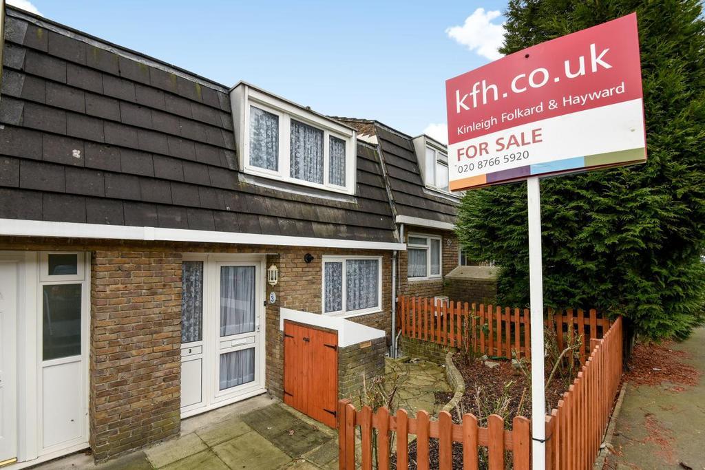 3 Bedrooms Terraced House for sale in Bradford Close, Sydenham, SE26