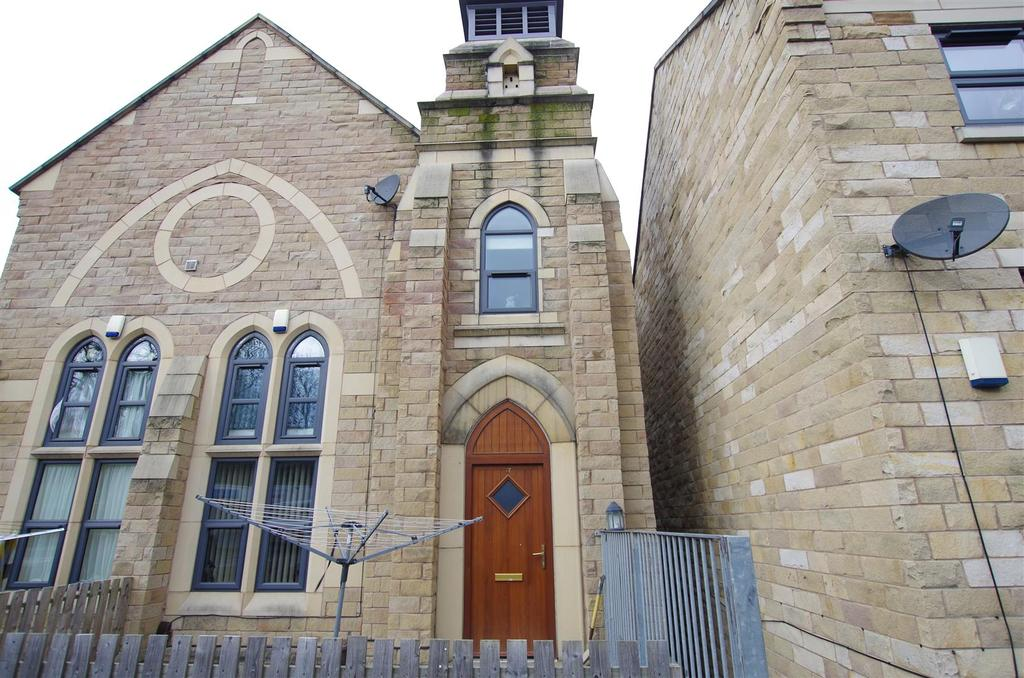 4 Bedrooms House for sale in Hebble View, Siddal, Halifax