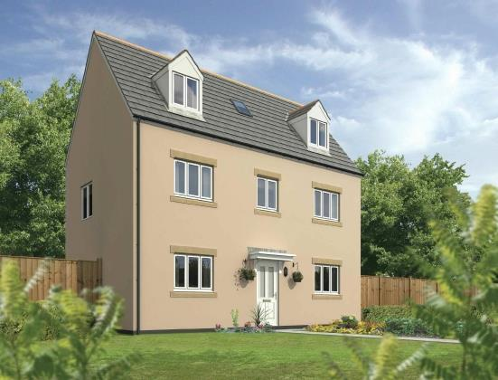 4 Bedrooms Detached House for sale in Swanvale, Falmouth