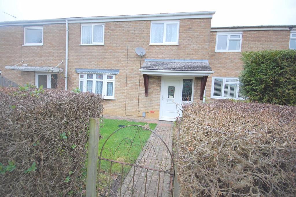 3 Bedrooms Terraced House for sale in Durham Road, Stevenage
