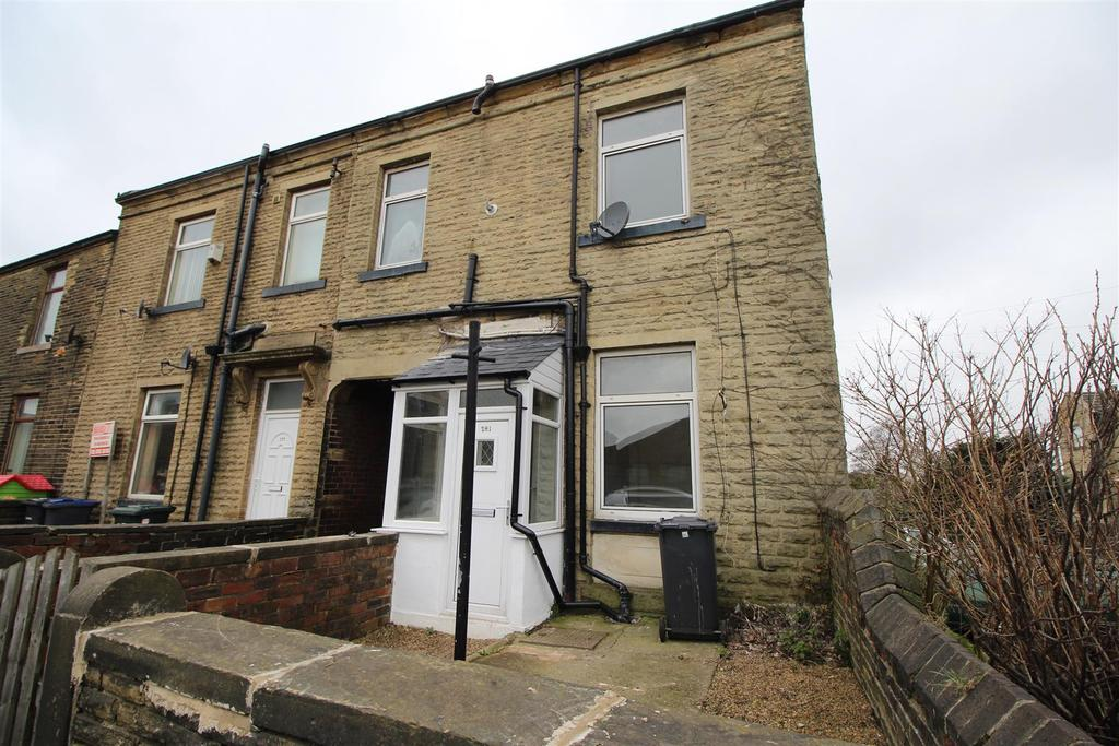 2 Bedrooms End Of Terrace House for sale in Cutler Heights Lane, Bradford