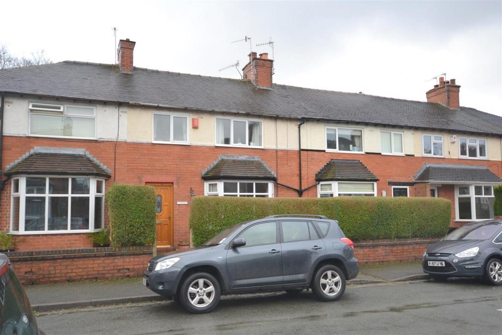 3 Bedrooms Terraced House for sale in Elm Street, Maybank, Newcastle