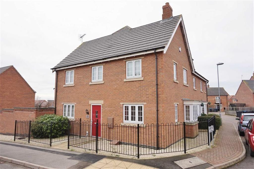 3 Bedrooms Town House for sale in Kibworth Harcourt