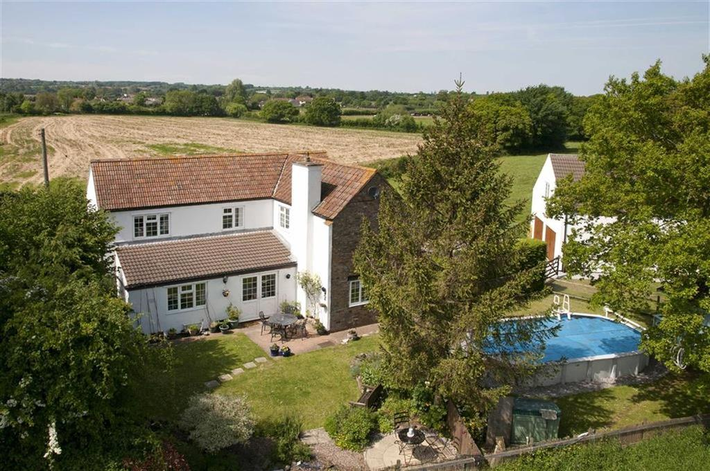 4 Bedrooms Detached House for sale in Worthy Lane, Creech St Michael, Taunton, Somerset, TA3