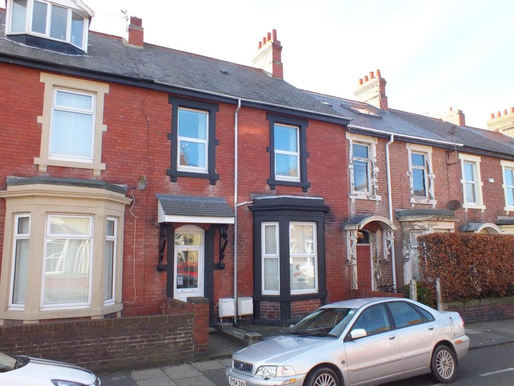 2 Bedrooms Terraced House for sale in Beaconsfield Street, Blyth