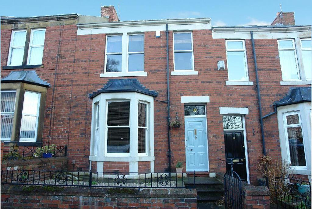 3 Bedrooms Terraced House for sale in Joicey Road, Gateshead