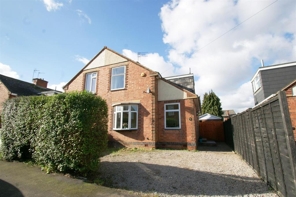 3 Bedrooms Semi Detached House for sale in Offa Road, Leamington Spa
