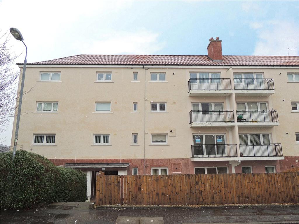 2 Bedrooms Flat for sale in 1/2, 205 Ardnahoe Avenue, Toryglen, Glasgow, G42