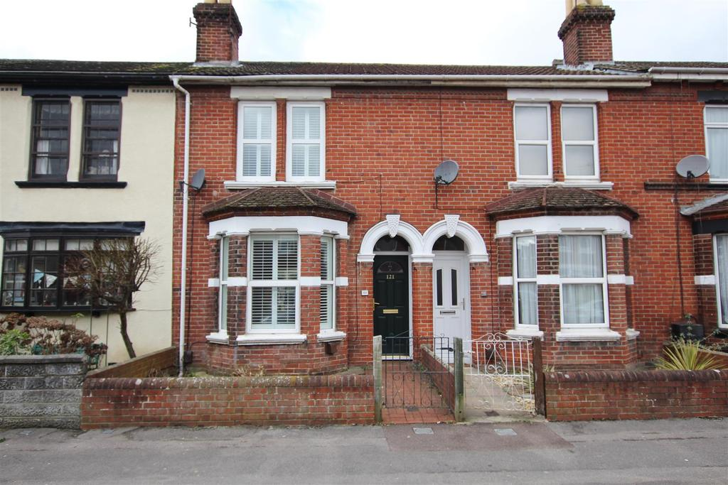 3 Bedrooms Terraced House for sale in Desborough Road, Eastleigh