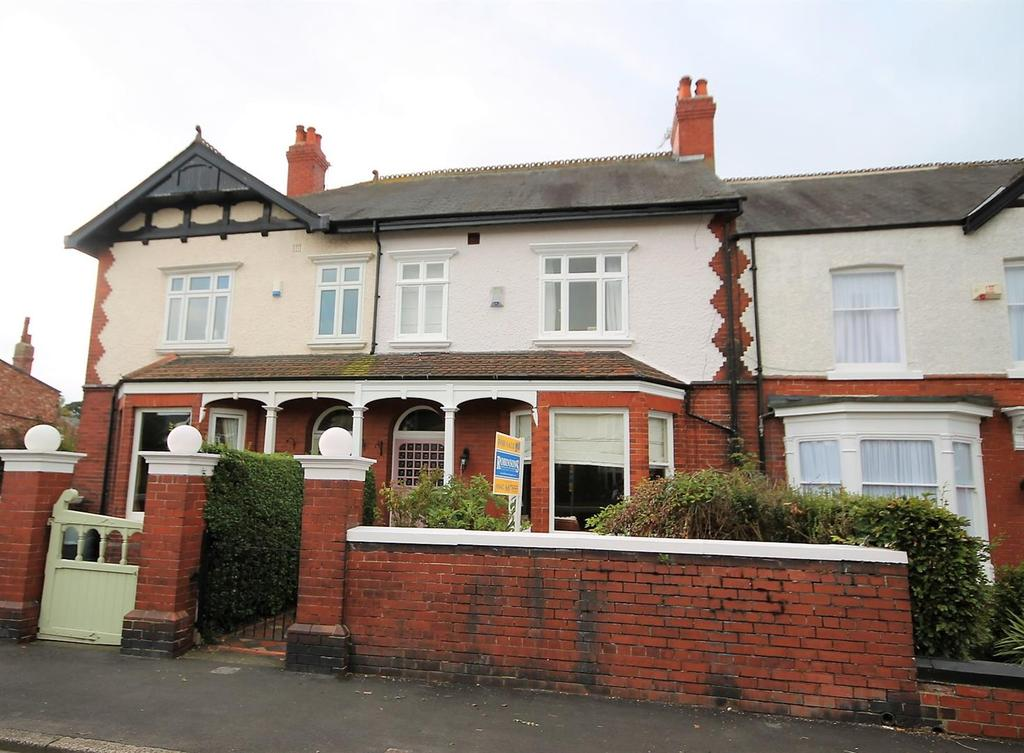 4 Bedrooms Terraced House for sale in Junction Road, Stockton-On-Tees