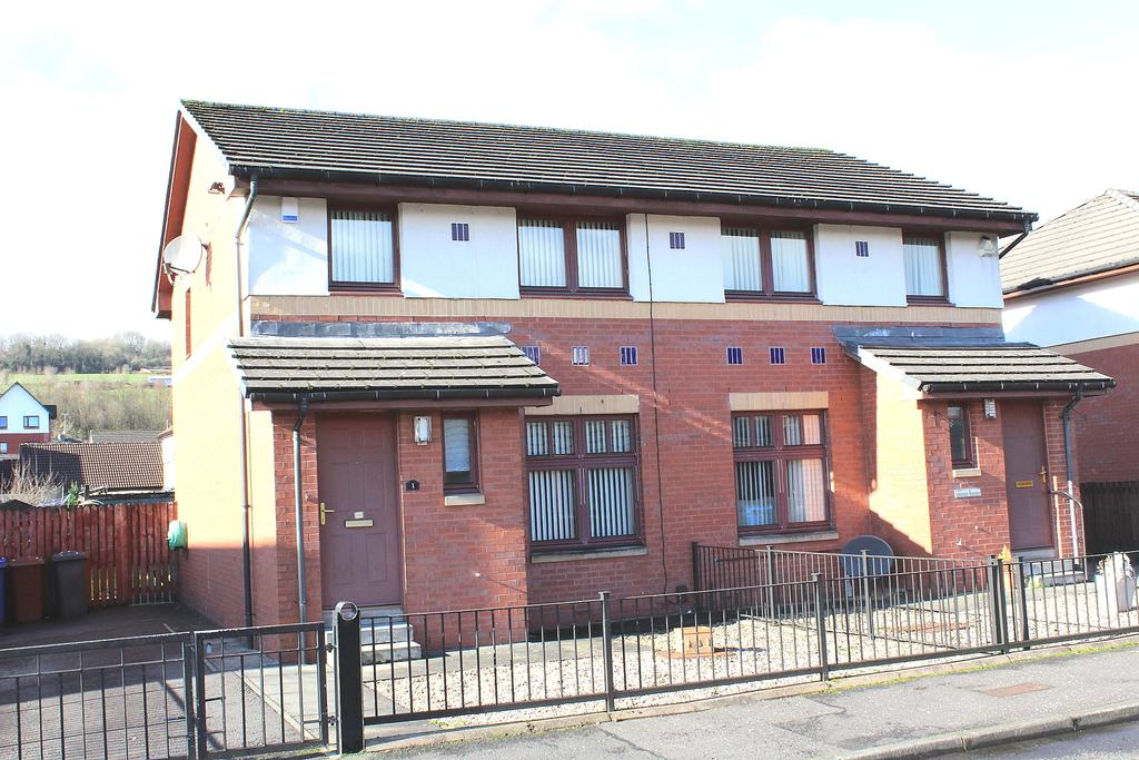 3 Bedrooms Semi Detached House for sale in CORDALE AVENUE, RENTON G82