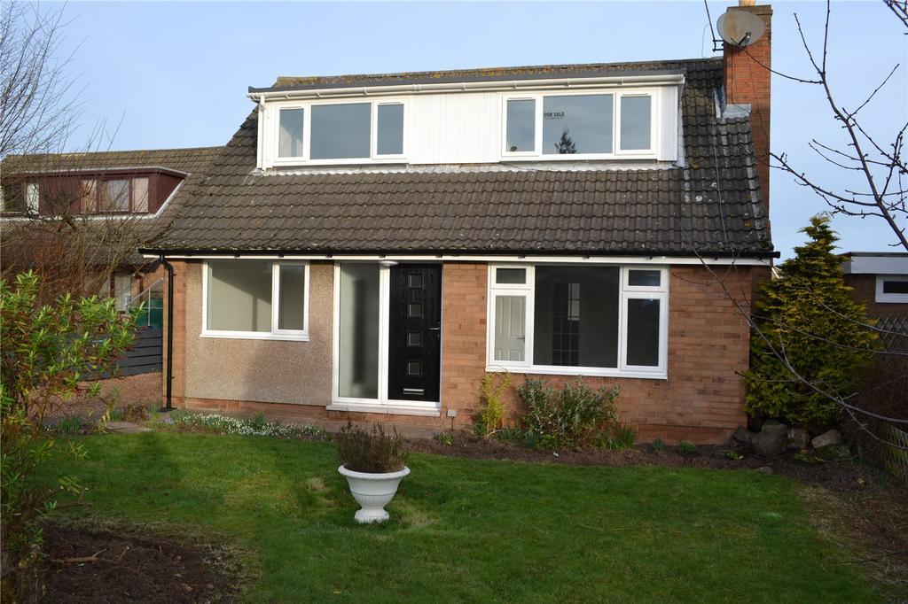 3 Bedrooms Detached House for sale in Ivinson Road, Tweedmouth, Berwick-Upon-Tweed, Northumberland