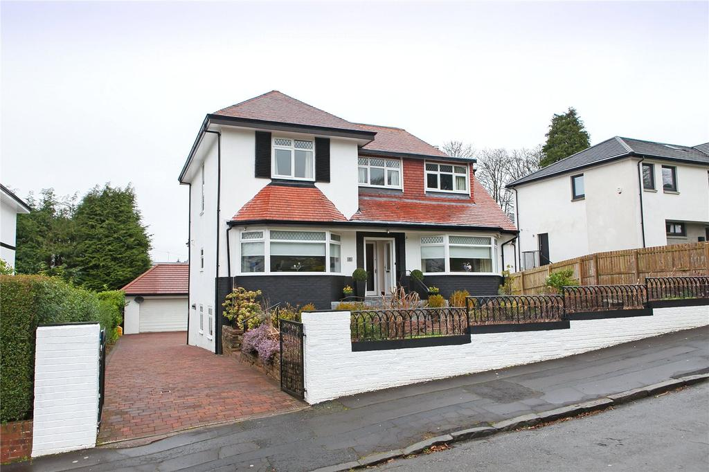 4 Bedrooms Detached House for sale in Lochbroom Drive, Newton Mearns, Glasgow