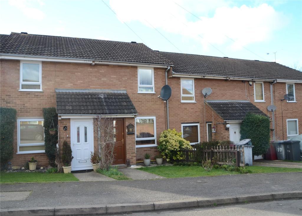 2 Bedrooms Terraced House for sale in Denby Way, Tilehurst, Reading, Berkshire, RG30