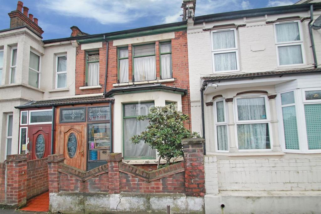 2 Bedrooms Terraced House for sale in Rosebank Road, Walthamstow