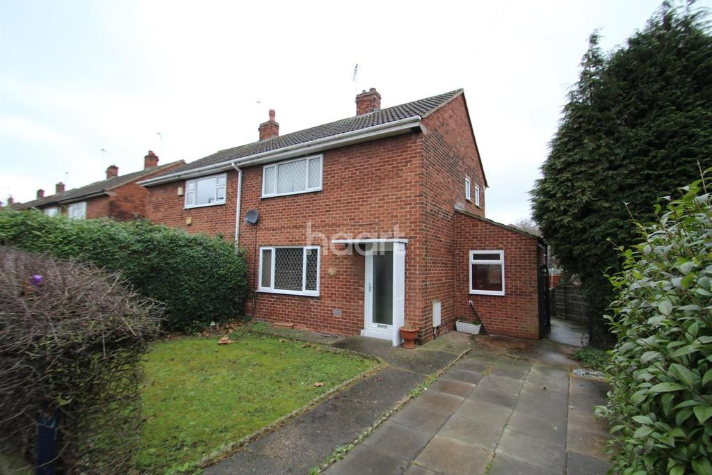 2 Bedrooms End Of Terrace House for sale in Stainforth , Doncaster