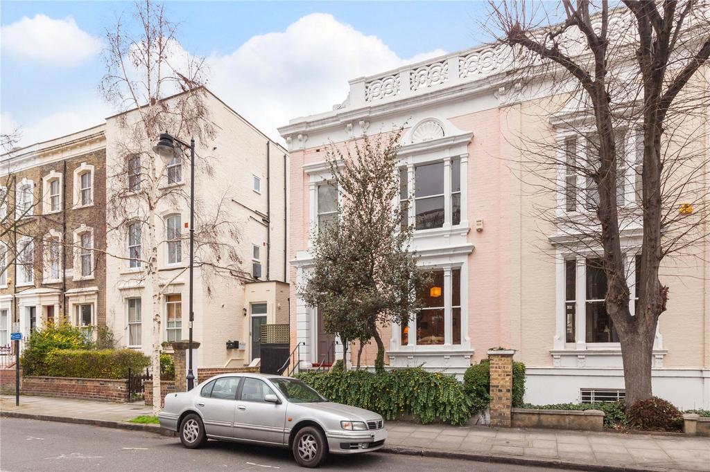 4 Bedrooms Semi Detached House for sale in Northchurch Road, Islington, London