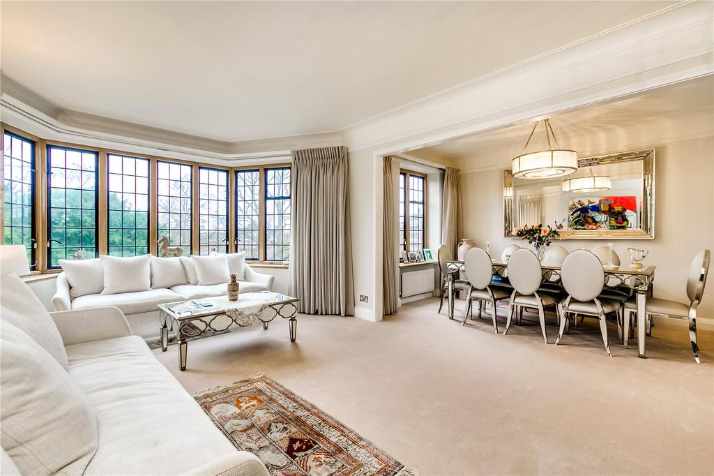 3 Bedrooms Flat for sale in Magdalene House, Manor Fields, London