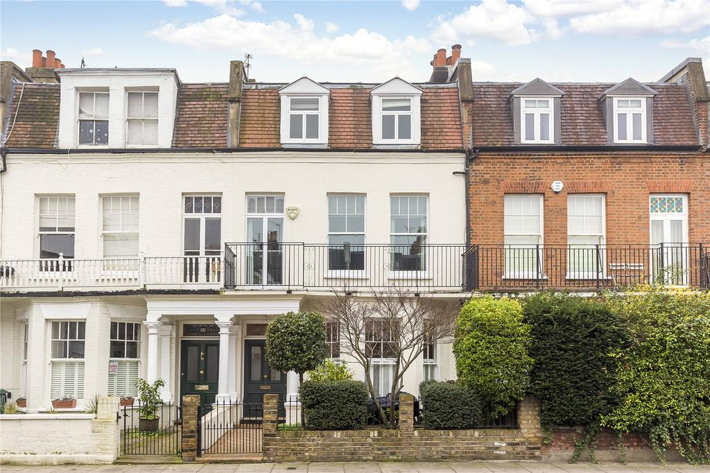 4 Bedrooms House for sale in Hurlingham Road, Fulham, London