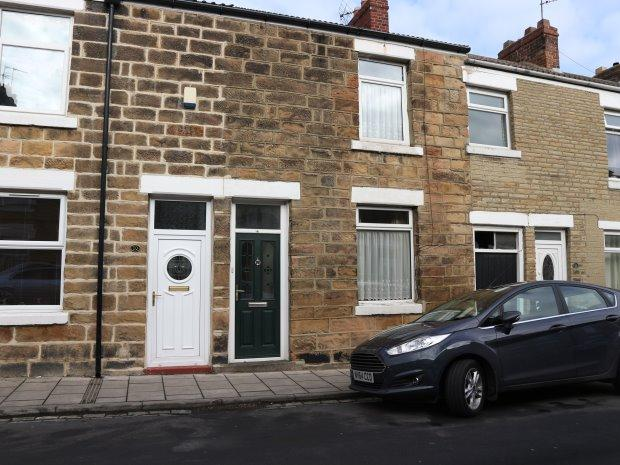 2 Bedrooms Terraced House for sale in CRADDOCK STREET, BISHOP AUCKLAND, BISHOP AUCKLAND